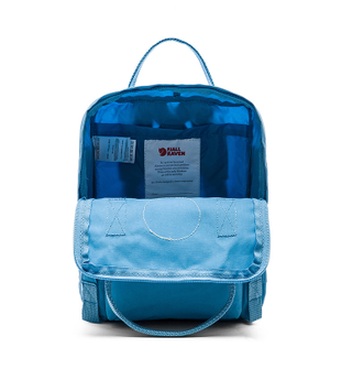 Голубой Fjallraven Kanken Air Blue