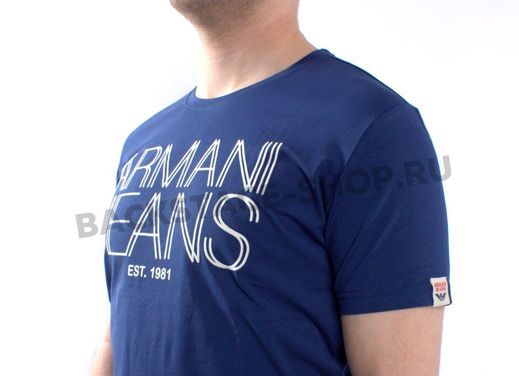 b6e0468d35c40 Купить футболку armani дешево | Мужская футболка armani спб