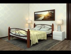 Кровать МилСон Каролина Lux Plus