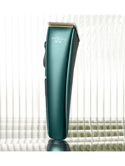 Машинка для стрижки Xiaomi MSN Beauty Salon Hair Clipper-S8 Emerald