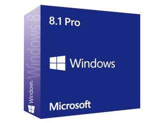 Windows 8.1 Pro 32/64 Retail