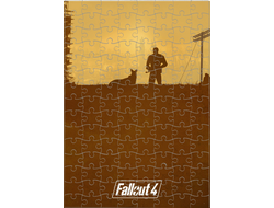 Пазлы Fallout, Фоллаут