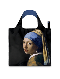 Сумка LOQI MUSEUM Collection - JOHANNES VERMEER Girl with a Pearl Earring