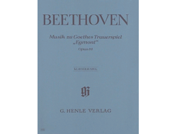 "Beethoven: Music to J.W. v. Goethe's Tragedy ""Egmont"" op. 84"