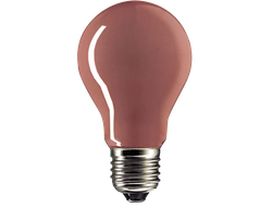 Narva Coloured Farbig Red AGL 40w 230v E27