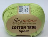 Fibranatura Cotton True Sport 107-05 нежно-салатовый