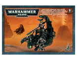 Warhammer 40000: Necron Catacomb Command Barge / Annihilation Barge
