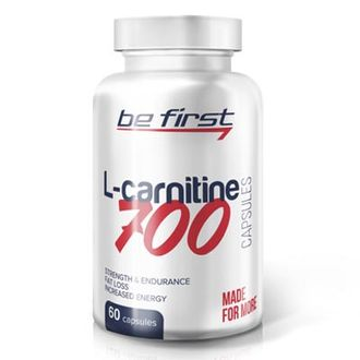 (Be First) L-carnitine - (60 капс)