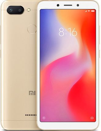 Xiaomi Redmi 6 3/32Gb Gold (Global)