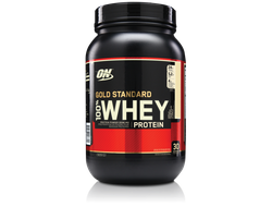 GOLD STANDARD 100% WHEY 909g