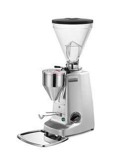 Кофемолка Mazzer Super Jolly Electronic Silver (серебристая)