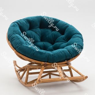 Кресло Swilly Rocker Papasan 7 мед