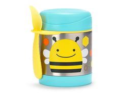 Детский термос Skip Hop Zoo insulated food Jar Bee пчелка