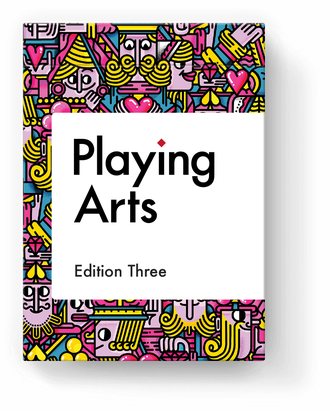 Playing Arts Edition three