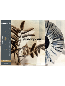 Amorphis - Tuonela LP Japan Version