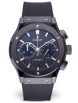 Hublot Часы Classic Fusion Chronograph Black Magic