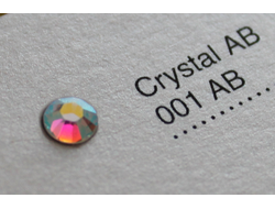 Crystal AB ss3  1,35-1,5mm - 100 шт.