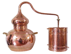 Аламбик традиционный 1л -35л CopperCrafts Португалия (CopperCrafts)