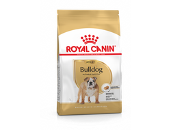 Royal Canin Роял Канин Bulldog Adult для Бульдога с 12 месяцев 12кг