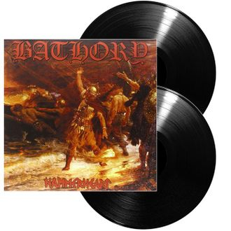 BATHORY Hammerheart 2-LP
