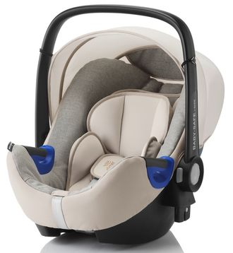 Britax Roemer Baby-Safe i-Size Sand Marble