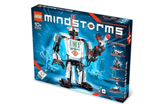 31313 LEGO MINDSTORMS EV3 - Электронный конструктор LEGO Education Mindstorms EV3 31313 Создай и командуй