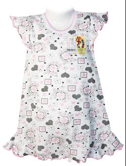 Сорочка ночная для девочки (Артикул 330-103)