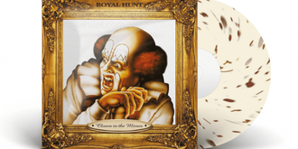 ROYAL HUNT - Clown in the mirror LP Deluxe