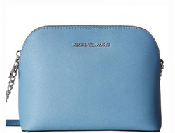 Сумка Michael Kors Cindy Large Dome Crossbody (Синяя)