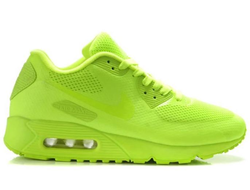Nike Air Max 90 Hyperfuse Салатовые ( 37-45) Арт. 003MF