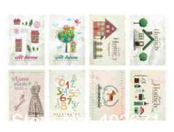"Наклейки ""Lovely Stamps. Homely"""
