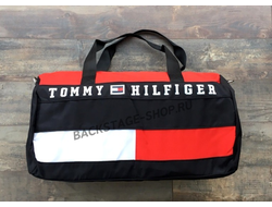 Сумка спортивная Tommy Hilfiger Blue/Red