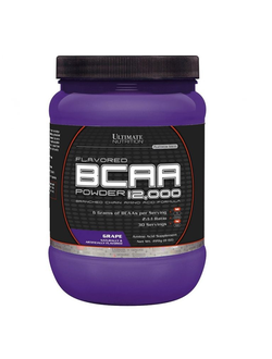 ВСАА ULTIMATE NUTRITION BCAA POWDER 12000 228 G