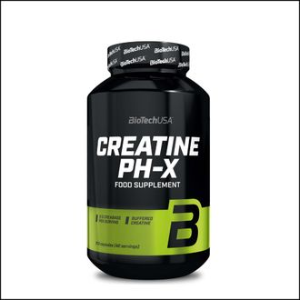 Креатин Bio Tech USA Creatine PH-x 210 cap