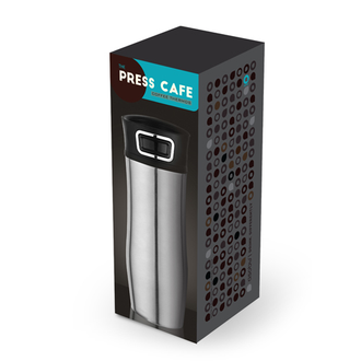 Термокружка Asobu The press cafe V599, 420ml