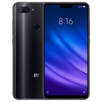Xiaomi Mi8 Lite 6/64Gb Black (Global) (rfb)
