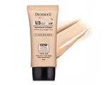 Крем ВВ с коллагеном и гиалуроновой кислотой Deoproce SPF45 PA++ Magic BB Cream