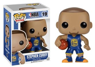 ФИГУРКА FUNKO POP! VINYL: NBA: Stephen Curry