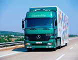 Mercedes Benz Actros MP1 / Мерседес Бенц Актрос