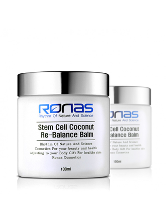 Ronas Stem Cell Coconut Re-Balance Balm - Восстанавливающий крем-бальзам