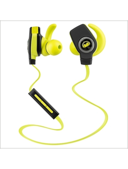 Monster iSport Bluetooth Wireless SuperSlim Green в soundwavestore-company.ru