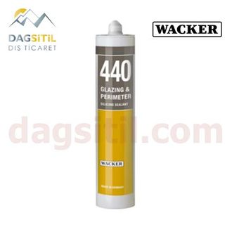 Герметик WACKER® 440 - GLAZING AND PERIMETER силиконовый, нейтральный