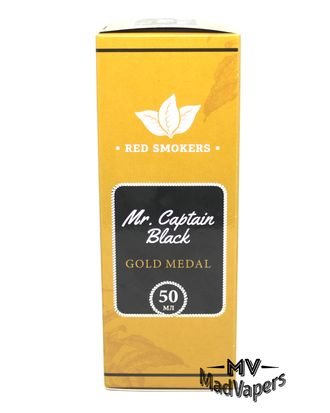 Mr. Captain Black - Gold Medal