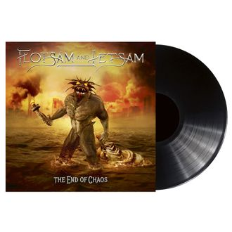 Flotsam And Jetsam - The End Of Chaos LP