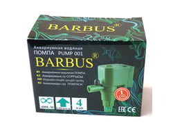 Barbus PUMP 001