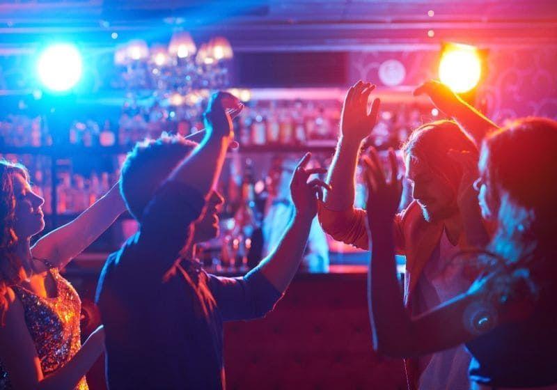 ночной клуб кейс