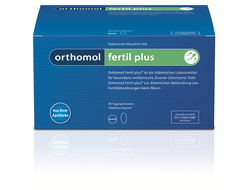 Orthomol Fertil plus / Ортомол Фертил плюс 90 дней (таблетки/капсулы) 27/06/2021