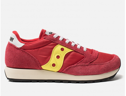 Кроссовки Saucony Jazz Original Vintage Red Yellow