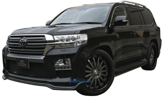 Обвес Elford (оригинал) Toyota Land Cruiser 200 2016+