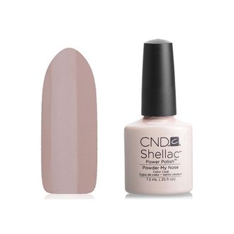 Гель-лак Shellac CND Powder My Nose №90544